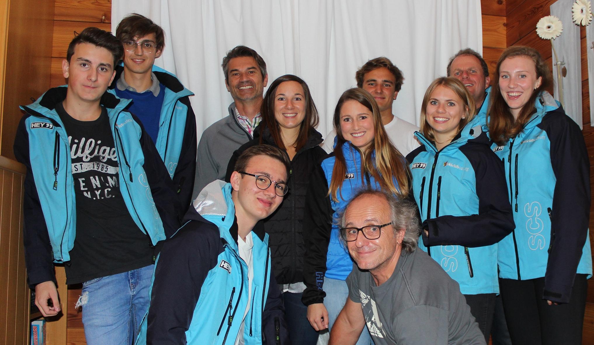Trainerteam des SC Salzburg