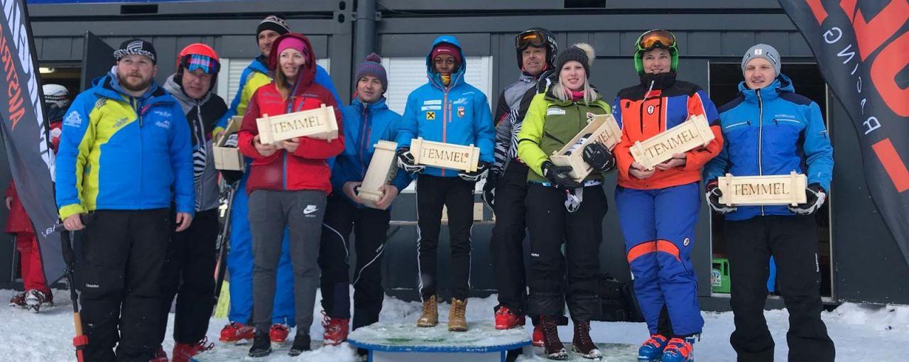 Sieg für Anna Rauchmann beim Austrian Race Series RTL
