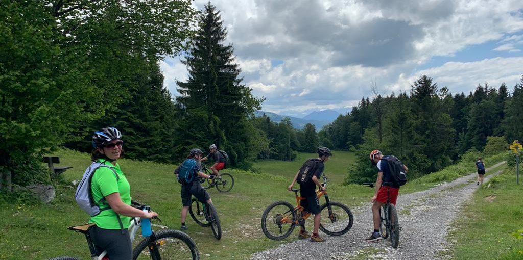 SCS Biketouren im Sommer